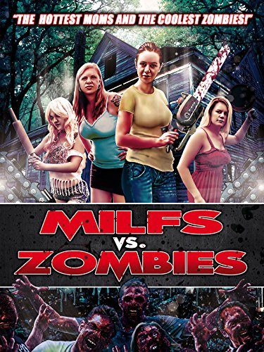 Milfs Vs. Zombies Cover