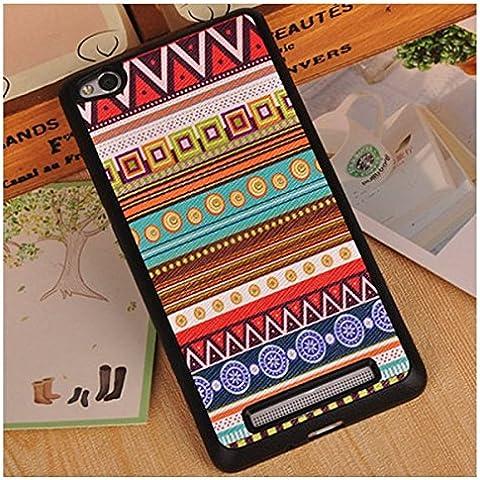 Prevoa ® 丨 Xiaomi Redmi 3 Funda - Colorful Silicona Protictive Carcasa Funda Case para Xiaomi Redmi 3 4G LTE 5,0 pulgadas Smartphone - 12