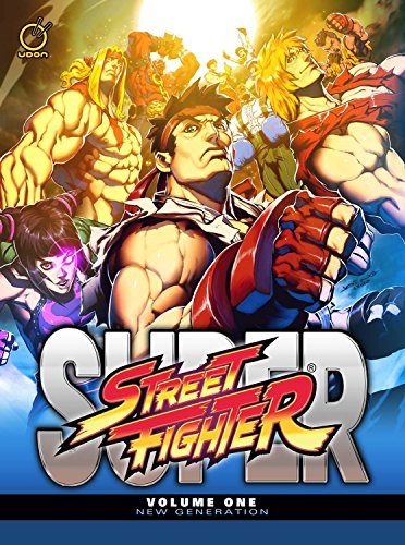 Super Street Fighter Volume 1: New Generation (Fighter Street Generationen)