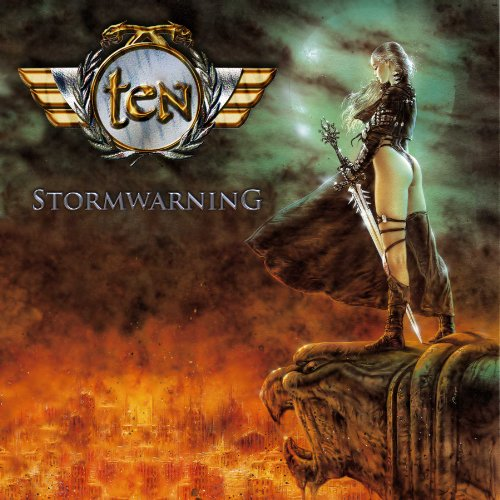 Ten: Stormwarning (Audio CD)