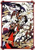 B-HO43E6 xxxHOLiC Ichihara Yuko Watanuki Kimihiro Doumeki Shizuka 35cm x 50cm,14inch x 20inch Silk Print Poster