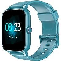 Blackview R3Pro Smartwatch 1.5 Zoll Touch-Farbdisplay Fitness Armbanduhr mit Pulsuhr Fitness Tracker IP68 Wasserdicht…