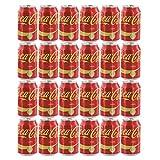 Coca Cola Vainilla - Paquete de 24 x 330 ml - Total: 7920 ml