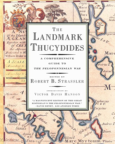 Price comparison product image The Landmark Thucydides : A Comprehensive Guide to the Peloponnesian War