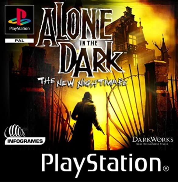 Alone In The Dark The New Nightmare Ps Amazon Co Uk Pc