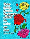 Telecharger Livres Coeur roses livre de coloriage Pour toute occasion Envoyer des messages d amour avoir l habitude de decorer cartes de voeux souvenir Par artiste Grace Divine (PDF,EPUB,MOBI) gratuits en Francaise