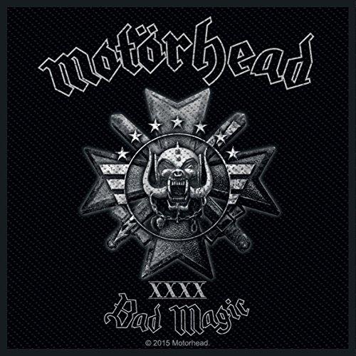 Motörhead Bad Magic Toppa Standard