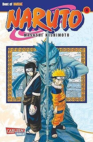 Naruto, Band 4