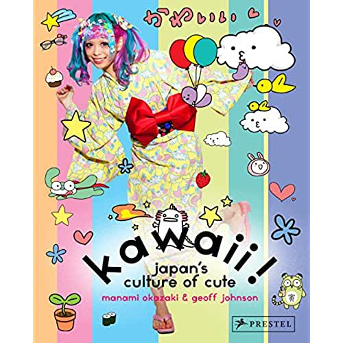 dia del libro kawaii Kawaii!: Japans Culture of Cute by Manami Okazaki (30-Apr-2013) Paperback