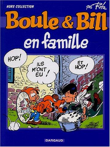 Boule et Bill, Hors-série : En famille