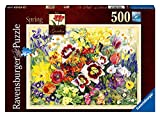 Ravensburger The Cottage Garden Spring Puzzle (500-piece)