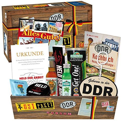 DDR Geschenkbox für Männer +++ nur für