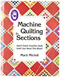 Marti Michell - Máquina de acolchar por Secciones
