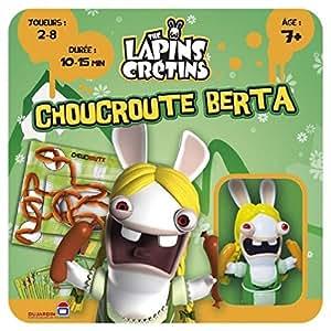 Dujardin - 01210 - Jeu d'ambiance - Lapin Cretin 3 - Choucroute Berta