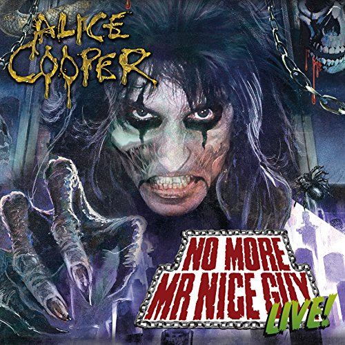 Guy Live at Halloween [Vinyl LP] (Alice Cooper-halloween)