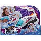 Super Soaker - Rebelle triple ataque, pistola de agua (Hasbro B0476EU4)