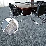 Floori Premium Nadelfilz Teppich, GUT-Siegel, emissions- und geruchsfrei, wasserabweisend, 1200 g/qm | Größe wählbar (100x200cm)