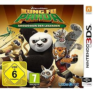 Kung Fu Panda – Showdown der Legenden – [Nintendo 3DS]