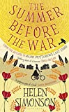 Front cover for the book The Summer Before the War by Helen Simonson