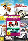 Herbie - Collection: Ein toller Käfer | Dreht durch | Fully Loaded | Rallye Monte Carlo | Groß in Fahrt (5-DVD)