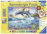 Ravensburger 13697 - Bunte Unterwasserwelt Puzzle