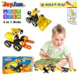 Best Creativity for Kids Gift For 6 Yr Old Boys - Building Toys for 3-5 Year Old Boys JoyJam Review