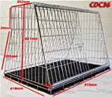 Arrows Cage de transport pour chiens pour les voitures d'occasion  Livré partout en Belgique