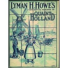Quaint Holland, 1907 - Foto-Reimpresión película Posters 24x32 pulgadas - sin marco