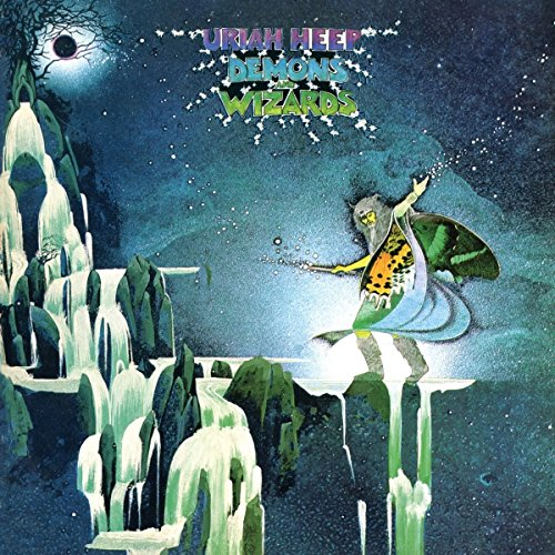 Uriah Heep: Demons and Wizards (Deluxe Edition) (Audio CD)