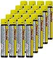 PowerBar Liquid Magnesium – Mit 250mg Magnesium-Citrat und Vitamin B6 pro Ampulle – Ohne Aspartam, Glutenfrei und Vegan – (20 x 25 ml)