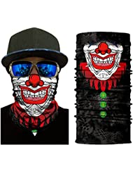 BJ Global Amazing Magic diadema deportes al aire libre calentador de cuello máscara de equitación para bicicleta Ciclismo pañuelo para la cabeza multifunción bufandas Bandana nuevo