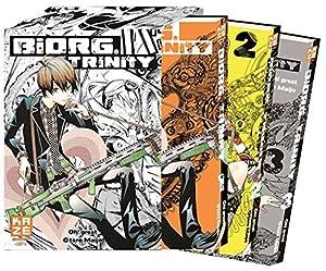 Biorg Trinity Starter Pack Tomes 1 à 3