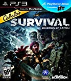 Cabela`s Survival: Shadows of Katmai PS3 US Version