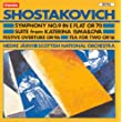 Shostakovich: Symphony No. 9 / Suite From Katerina Ismailova (Excerpts) / Festive Overture