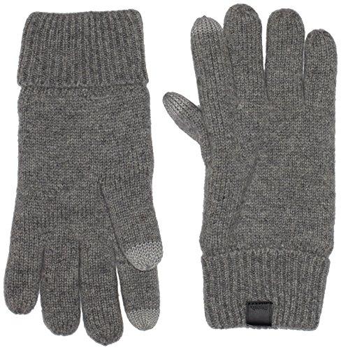 Bench Herren Handschuhe Avowel, Grau (Mid Grey Marl GY101X), One size (Herstellergröße: -)
