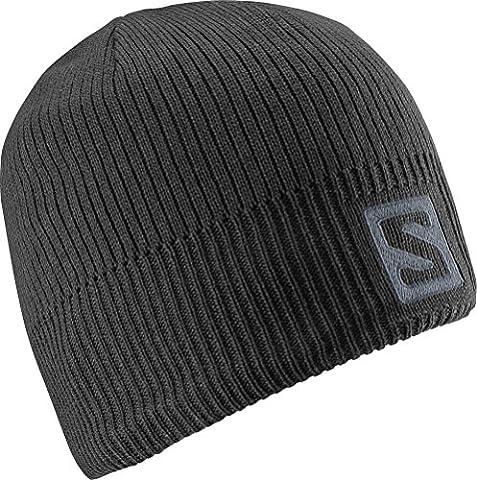 Salomon, Unisex Logo Beanie, For Winter Athletes,