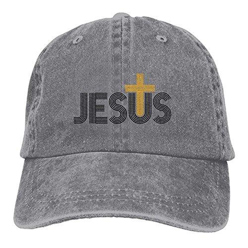 Pillow hats Jesus Christian Cross Denim Hat Adjustable Female Mini Baseball Cap Sox-logo Mini