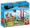 Playmobil 9461 Spielzeug - Grobian mit Schafschleuder Unisex-Kinder
