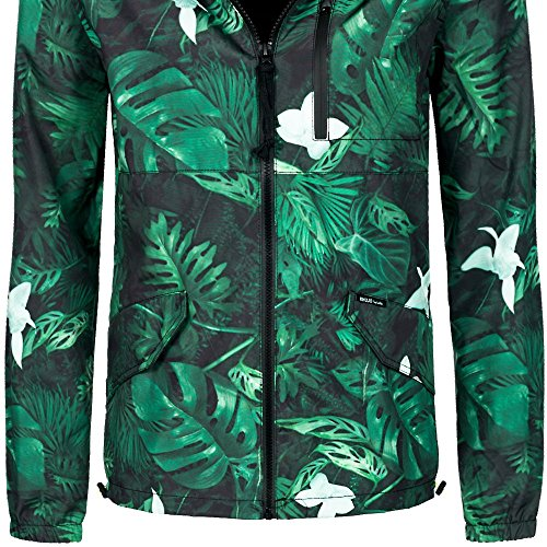 Khujo Windbreaker Women VARINA Dee Sea Grün