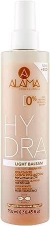 Alama Professional Hydra Spray Idratante Leggero per Capelli, 250ml