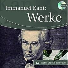Immanuel Kant - Werke (PC+MAC)