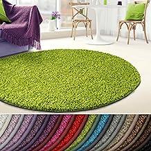 Suchergebnis auf Amazon.de für: grüne runde teppiche