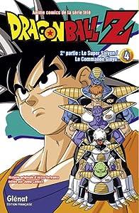 Dragon Ball Z Edition simple Cycle 2 - Le Super Saïyen/Le commando Ginyu - Tome 4