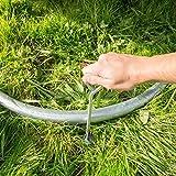 Ultrasport Trampolin Spiral Bodenanker-Set - 4