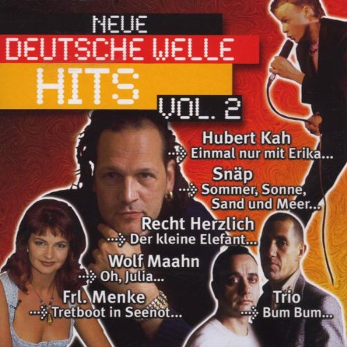 Delta  1 (Delta Music) Neue Deutsche Welle Hits Vol.2