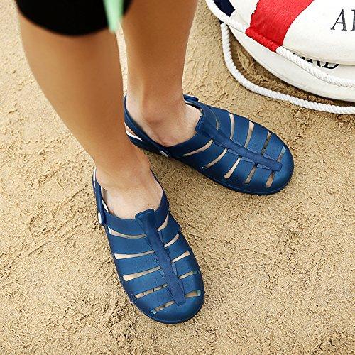Chaussons de plage pour hommes, chaussons, chaussons antidérapant dété green