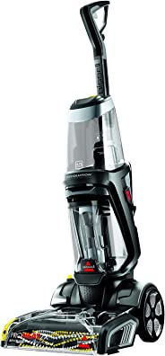 Bissell Proheat 2X Revolution Cleanshot Corded Upright Vacuum Cleaner, Black, Large (10 kg), 2066E