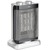 VonHaus Ceramic PTC Heater 1000W / 1500W - Oscillating with 2 Adjustable Heat - Best Reviews Guide