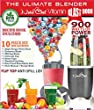 Nutri Chef 900W NC9000 Nutrition Extractor from The Manufacturer of NutriBullet