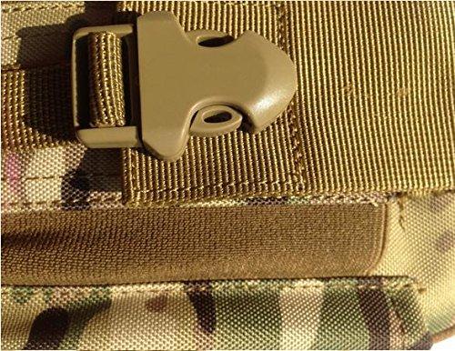 Agli appassionati ZLL/militare tattico tasca borsa Cinture Borse pacchetto cintura Samsung Custodia per pacchetto, mud color arancione